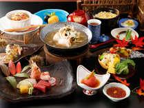 ☆彩り料理フェア☆秋の小樽浪漫御膳プラン