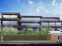 【外観】世界遺産二条城の南 地下鉄駅もすぐ近くです。