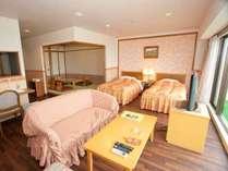 【最上階特別和洋室】広さと眺望を兼ね備えたお部屋♪