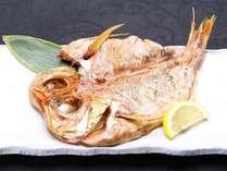 【一品料理】金目鯛の一夜干し(3日前までの事前予約制)