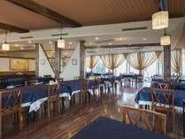 【レストラン花鳥】館内にあるわんちゃんと一緒に利用できる和食レストラン
