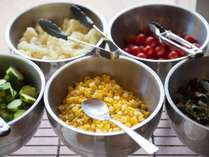 【朝食】サラダイメージ ※バイキングまたは定食になります(選択不可)