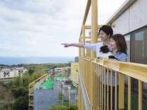 【最上階特別和洋室】ホテル最上階の8階にあるので景色もいいです♪