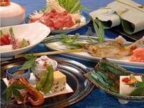 飛騨牛付懐石料理(一例)