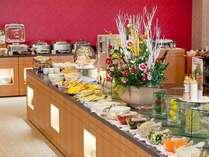 【朝食】40種以上の和洋食バイキング♪