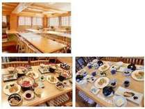 食堂・食事の一例