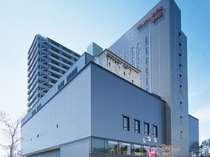 外観,福島県,いわきワシントンホテル