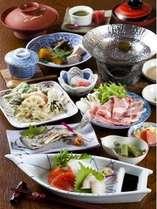 【50歳から】★奥飛騨郷土料理と名湯「聖の湯」でのんびりプラン(夕食付) 朝食なしプラン