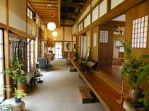 国民宿舎 さんべ荘別館「四季の旅籠」