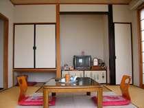 客室一例。8畳