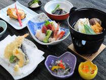 ◆留萌の温泉満喫◆旬の食材に舌鼓♪(夕朝食付)