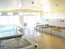 【浴場】多種多様な浴場