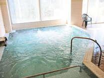 【冷鉱泉】神経痛・冷え性などに効く気泡風呂