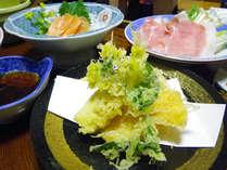【湯治2泊3日】温泉×拘り料理でリフレッシュ!5食付