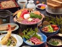 まぐろ祭り:お料理八品 3,000円コース