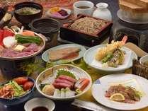 まぐろ祭り:お料理九品 4,000円コース