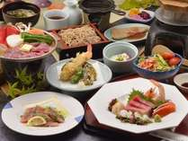 まぐろ祭り:お料理十品 5,000円コース