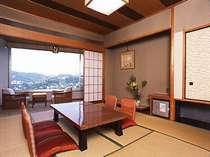 5名様定員和室の客室一例