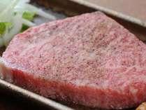 地元ブランド牛越後牛は肉の旨味を最大に引出す石焼きで!