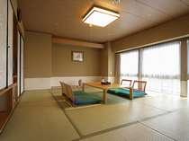 8~10畳の一般客室一例
