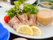 鶏山椒オイル焼