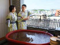 高知市内唯一露天風呂付スイート♪2人きりの時間を・・・