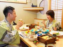 料亭「花蝶庵」で高知の四季を味わう。贅沢な時間。