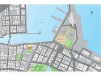 GOTO TSUBAKI HOTEL 交通アクセス・周辺地図