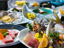【Re島】≪五島グルメ会席≫~GOTO TSUBAKI HOTELに泊まってご夕食はカンパーナホテル~
