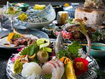 【Re島】≪カンパーナ極上会席≫~GOTO TSUBAKI HOTELに泊まってご夕食はカンパーナホテル~