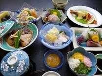 【宇和海プラン(2食付)】 お手軽な郷土料理プラン
