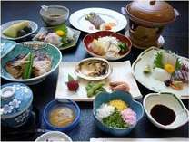 【潮騒プラン(2食付)】 お勧め郷土料理プラン