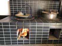 ≪竹工作&釜でご飯を炊く体験≫竹で作った箸と器で炊きたてご飯をどうぞ★