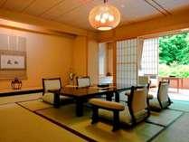 【渓谷に佇む癒しの一軒宿】明神館◆特選料理◆選べる特典付きプラン
