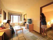 1つのお部屋に4つの個室!フレンズルーム宿泊プラン~ご家族でも♪お友達同士でも♪~