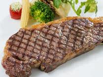 【アイリス(ディナー)】アイリスコース:にいがた和牛 サーロインステーキ(約180g)