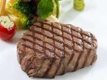 【アイリス(ディナー)】アイリスコース:にいがた和牛 フィレステーキ(約140g)