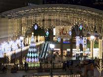 冬の出張・旅行は長崎駅前のホテルクオーレへ。