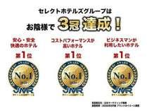 日本マーケティングリサーチ機構 「第1位」称号掲載箇所