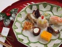 ■夕食■クリスマス仕立て料理