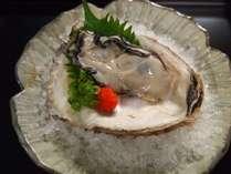 ■夕食■生牡蠣