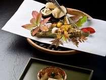 ■夕食■秋の夕食イメージ~前菜~