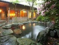 ■温泉■花のある露天風呂~自家源泉100%~