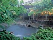 ■温泉■露天風呂~自家源泉100%~