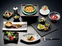 月替りの新日本料理(夕食)イメージ