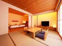 露天風呂付離れ(1~4名様)タイプの客室