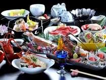 【料理長一押し!!】 ☆豪華海の幸が目白押し!!☆ 「海の幸いっぱいプラン」