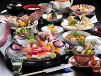 オンラインカード決済専用 ~五感で楽しむ料理~【魚!魚!!お造り大満足プラン】