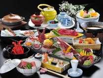 オンラインカード決済専用 食材と味覚を追及した料理長おすすめの贅沢会席!【海の幸いっぱいプラン】
