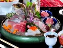【Web限定☆直前割】お得!!1,500円割引【魚!魚!お造り大満足プラン】